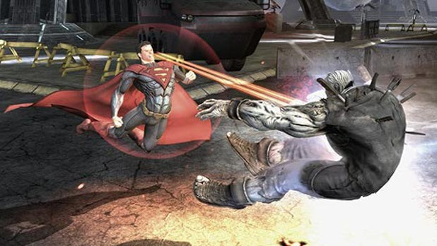 Injustice: Gods Among Us Image