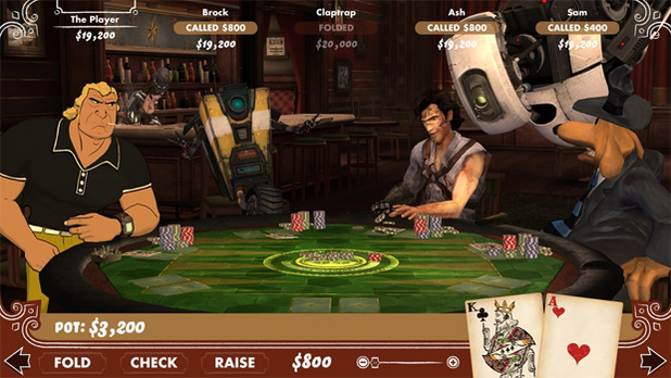 Poker Night 2 Screenshot - PN2