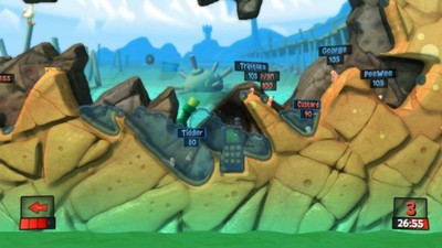 Worms Revolution Screenshot - 1144991