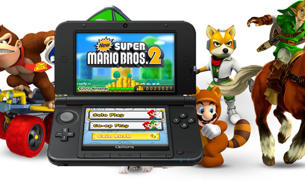 Nintendo 3DS XL Screenshot - Nintendo 3DS