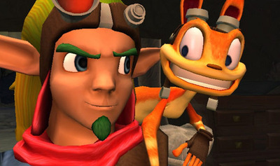 Jak and Daxter Collection Screenshot - Jak and Daxter Collection on Vita