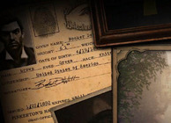 Booker DeWitt&#x27;s Pinkerton Credentials Loading Screen