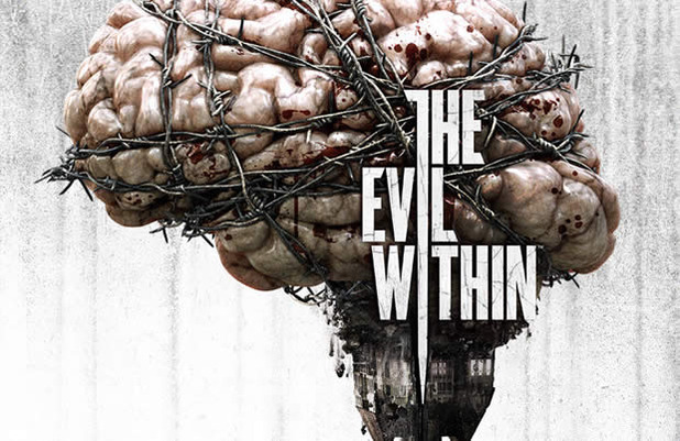The Evil Within logo, bethesda