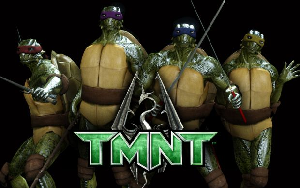 teenage mutant ninja turtles skyrim mod