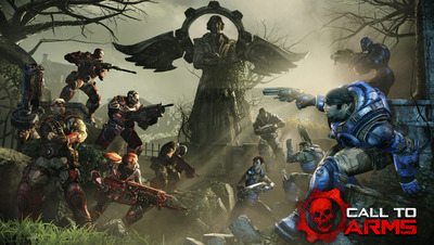 Gears of War: Judgment Screenshot - Gears of War Judgment Call to Arms Boneyard
