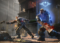 Gears of War Judgment Call to Arms Blood Drive