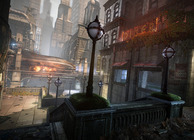 Gears of War Judgment Call to Arms Blood Drive map