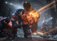 Gears of War Judgment Call to Arms Terminal Action shot