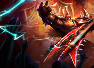 League of Legends Pentakill Mordekaiser