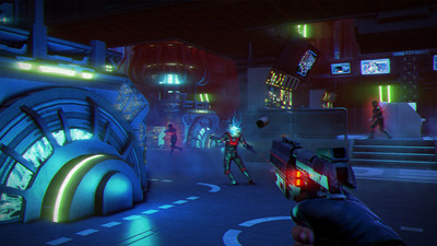 Far Cry 3: Blood Dragon Screenshot - Far Cry 3 Blood Dragon screenshot