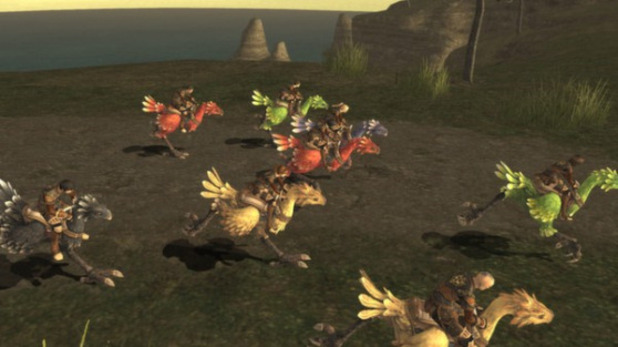 Final Fantasy XI Screenshot - Final Fantasy 11
