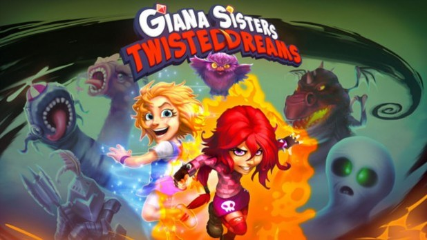 Giana Sisters: Twisted Dreams Screenshot - 1145116