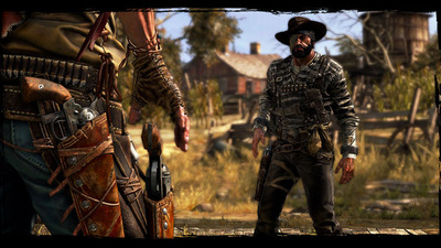 Call of Juarez: Gunslinger Screenshot - Call of Juarez Gunslinger dual