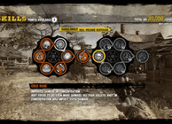 Call of Juarez Gunslinger skill tree