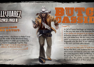 Call of Juarez Gunslinger butch cassidy