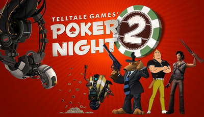 Poker Night 2 Screenshot - PokerN2