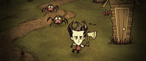Don't Starve - Feature