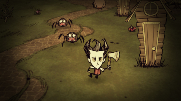 Don't Starve Screenshot - Don't Starve - crafting and surviving