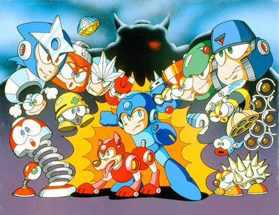 Mega Man 3 Screenshot - Mega Man 3