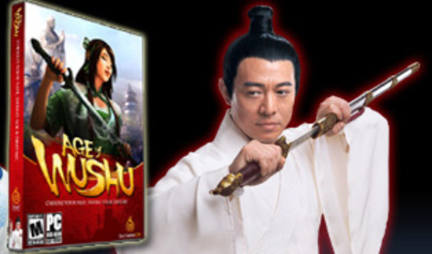 Age of Wushu Screenshot - Age of Wushu - Jet Li