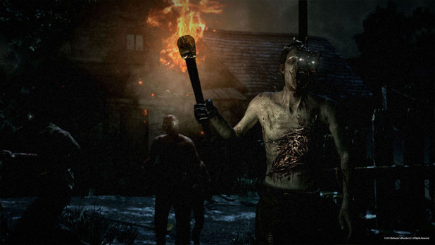 The Evil Within Screenshot - The Evil Within screenshot