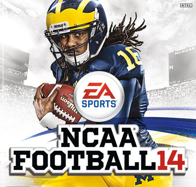 NCAA Football 14 Screenshot - NCAA Football Denard Robinson
