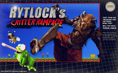 Rytlock's Critter Rampage