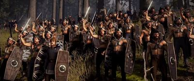 Total War: Rome 2 Screenshot - Total War: ROME 2 - Barbarians