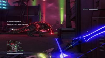 Far Cry 3: Blood Dragon Screenshot - 1145297
