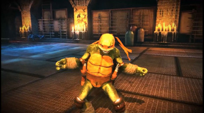 TMNT Out of the Shadows Michelangelo