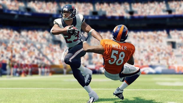 Run free with a revamped running game in Madden 25