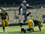 Madden 25 Detroit Lion and Green Bay Packers
