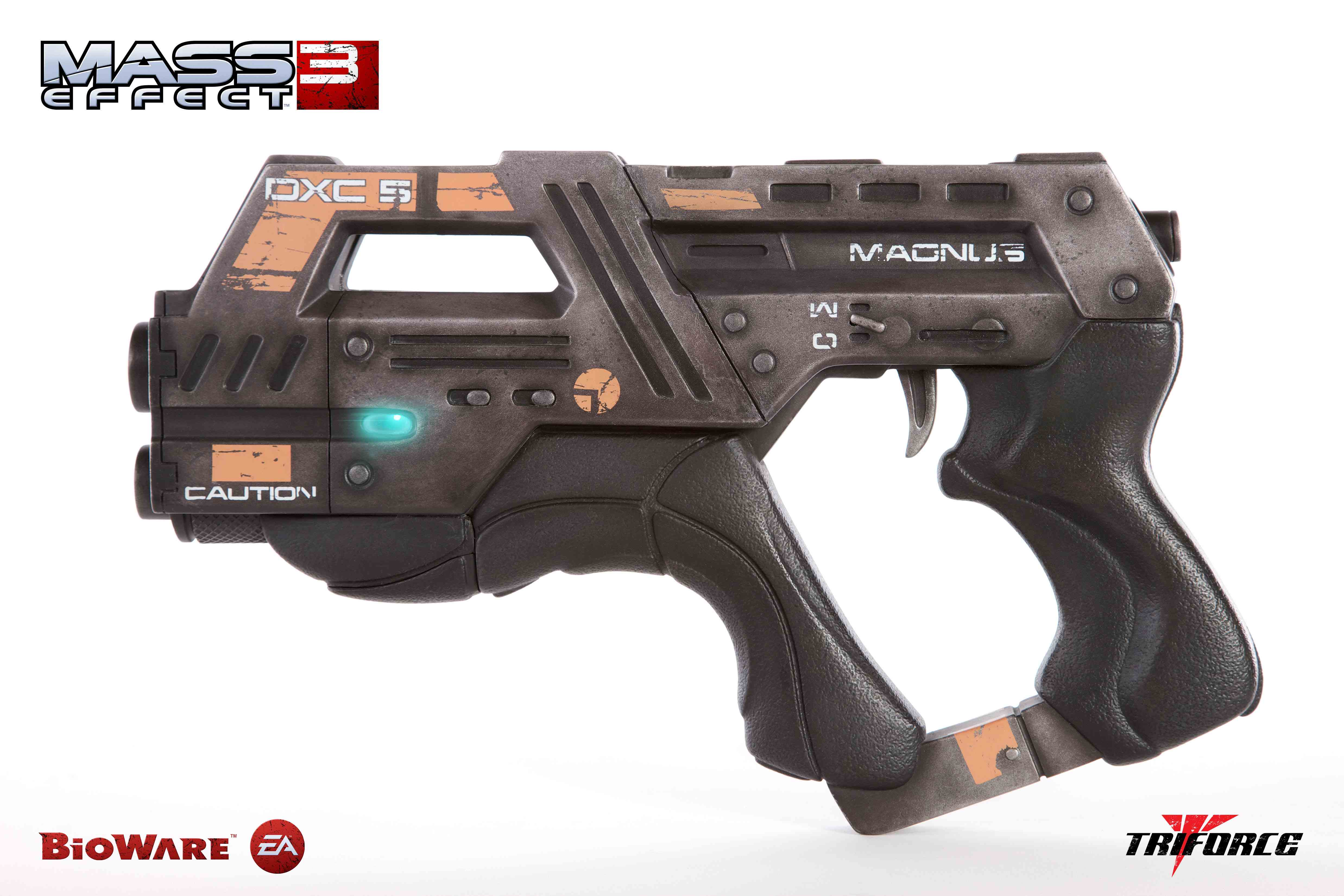 Mass Effect 3 - Triforce Carnifex