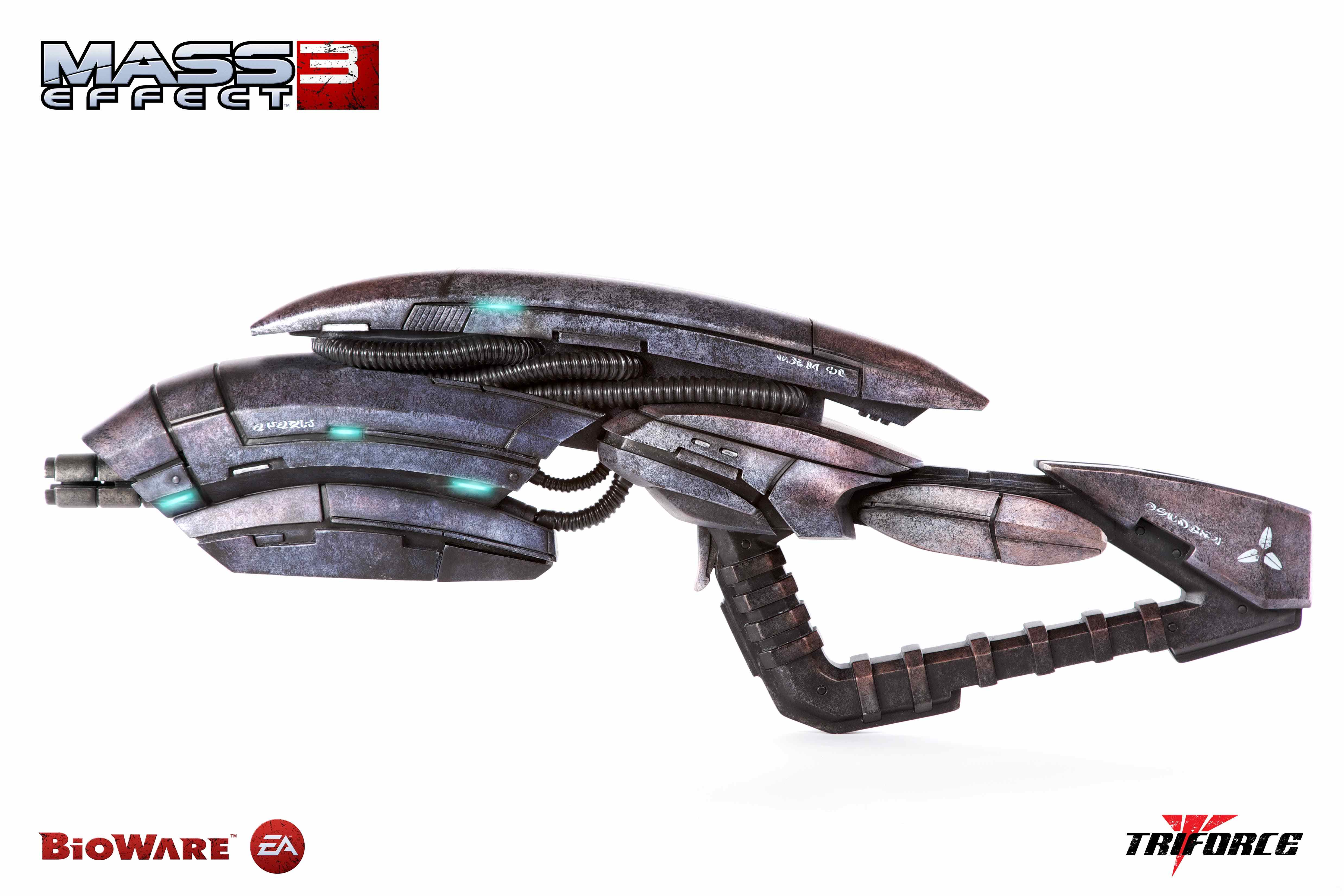 Mass Effect 3 - Geth Pulse Rifle