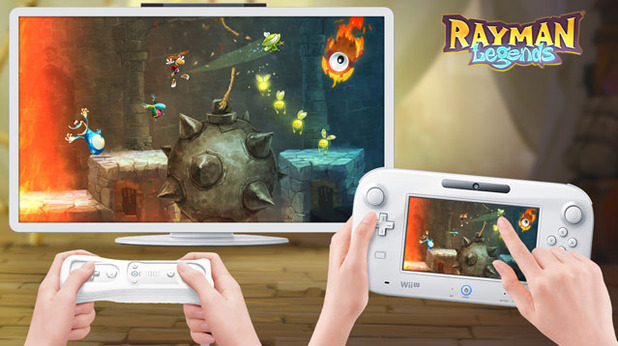 Rayman Legends Screenshot - Rayman Legends Online Challenge Mode