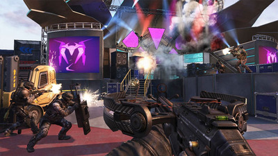 Call of Duty: Black Ops 2 Screenshot - Call of Duty: Black Ops 2 Uprising - Encore