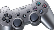 metallic gray dualshock 3
