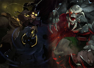 Infinite Crisis Gaslight Batman and Doomsday