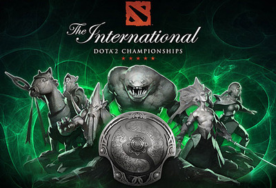 Dota 2 Screenshot - Dota 2: The International championships