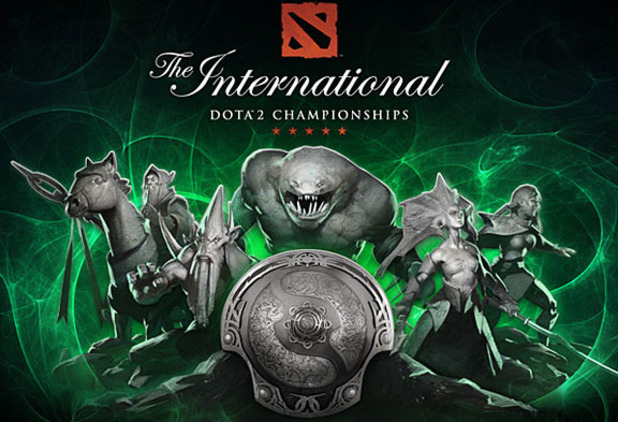 Dota 2: The International championships