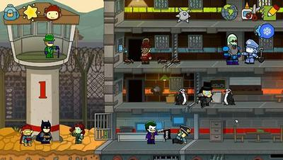 Scribblenauts Screenshot - Batman Scribblenauts