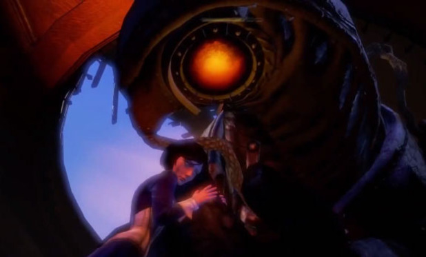 Bioshock Infinite Screenshot - BioShock Infinite songbird