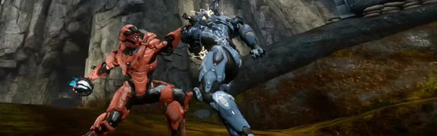 Halo 4 Screenshot - Halo 4 Castle Map Pack