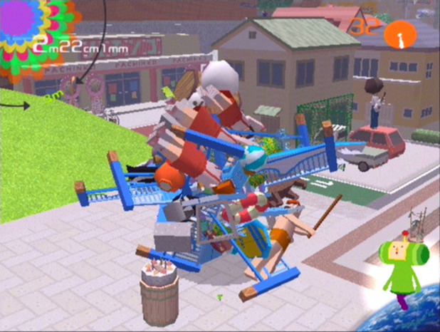 Katamari Damacy Screenshot - Katamari Damacy