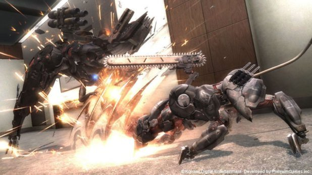Metal Gear Rising: Revengeance Screenshot - 1145474