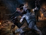Dragon's Dogma Dark Arisen fighting a monster