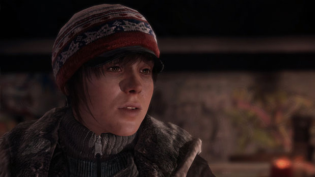 Beyond: Two Souls Screenshot - Beyond: Two Souls Jodie