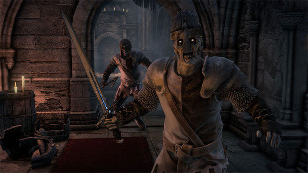 Hellraid Screenshot - Hellraid Close Encounter