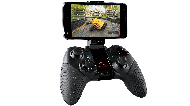 MOGA Pro controller with Android phone