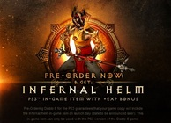 Diablo 3 Infernal Helm